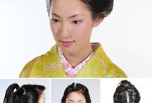 Acconciature geisha