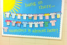Bulletin Boards: End of Year / by Polly Wickstrom