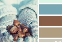 Color schemes and decor designs