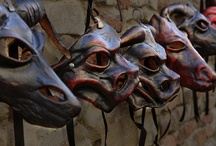 Masks / by Gryphon Workshop