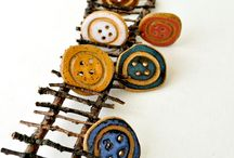 buttons / by Christine Sydnor
