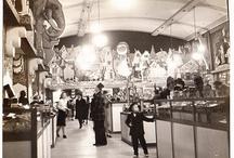 Vintage department stores pics