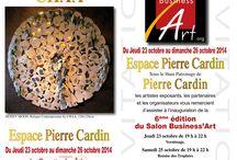 EXPO / Cette exposition présente une série d'oeuvres créées en 2013 /2014, sur un thème animalier qui parle de l'humain, puzzle de racines, d'émotions, d'impressions et d'expressions sociétales, des oeuvres à mi-chemin entre sculpture et relique contemporaine.  Vous pouvez consulter le site de CHAA à cette adresse http://www.art-en-seine.com/   On espère vous voir nombreux !
