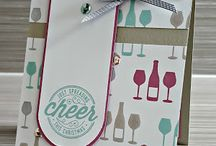 Here's To Cheers Stampin Up