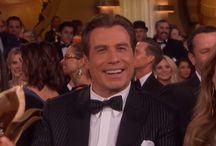 Golden Globes, Oscars, Interviews