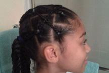 Natural hair and kid styles / by Brande Stanley Vargas