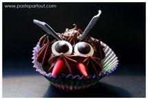 halloween senza glutine / cupcakes senza glutine per il tuo halloween
