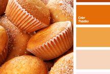 Orange / Kolor pomarańczowy