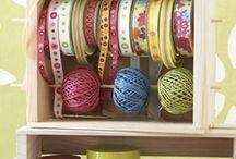 getting organized / by Jennifer Blair Knutson
