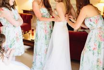 Wedding- Bridesmaids and Groomsmen / They gotta look fly too!