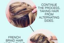 French braids tutorial