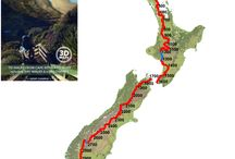 Hiking the Te Araroa / Everything you need to know about hiking the Te Araroa Trail in New Zealand