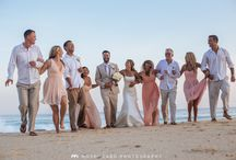 Bridal Party Portraits / Classic, fun and stylish bridal party portraits for inspiration for your wedding day!  | Destination wedding photographer | Mexico wedding photographer | Moshi Moshi Photography