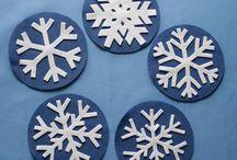 Winter / Felt Board Patterns and Sets