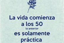 Frases cumple 50