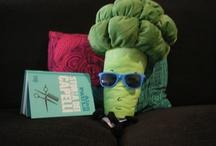 Eugene, il broccolo lettore