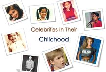 Hollywood celebrities In their childhood | Bollywood celebrities In their childhood / It's always interesting to see celebrities in their childhood. This board is a photo gallery of childhood photos of famous hollywood celebrities,bollywood celebrities childhood pictures , guess the Stars from Their Childhood pics!