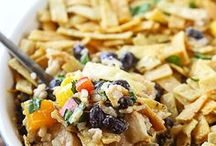 entrees/main dishes - mexican