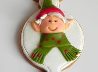Christmas Cookies / by Peggy Jones Para