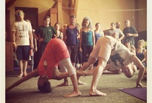 AcroYoga Love / Acrobatics, Yoga, Partner Yoga, and a little Therapeutic flying to round out this AcroYoga album