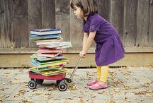my love of books