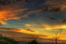 Sunsets & Sunrises.