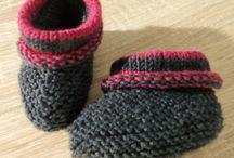 Babysocken+++Schuhe / Babysocken