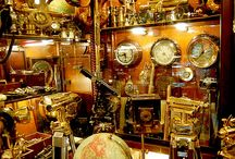 Nautical shop