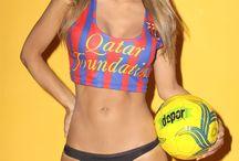 Andrea San Martin, Model Panas Penggemar Neymar / Penampilan ciamik Neymar Jr telah menarik perhatian model Peru, Andrea San Martín. Model seksi ini, mengaku telah sejak lama menjadi pendukung Barcelona. Masih banyak foto hot darinya...