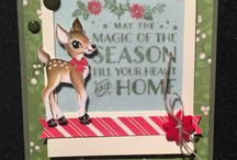 Stampin Up Cozy Christmas