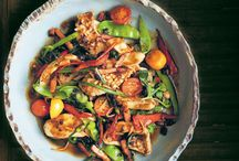 Serious stir-fries / The wok evolved over centuries to become one of the most versatile and effective cooking implements around. It's the original one-pot wonder, all you need is a decent gas burner to supply the heat.