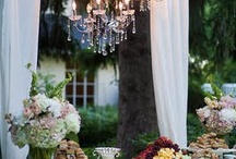 Reception Decor and Details / by White Sand Weddings