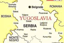 Yugoslavia:grandfather immigrated from here / by Holly Thornton