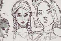 Pretty faces