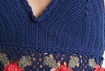 Nadia likes crochet