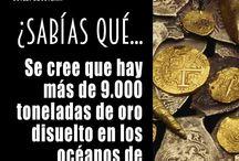 CURIOSIDADES SOBRE EL ORO / http://silvergold.es/