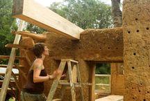 Técnica: Cob (construcción con tierra)