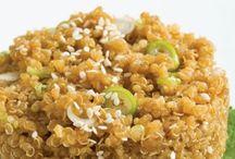 Rice, Grains, etc