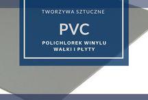 PWC tworzywa wałek pręt płyta