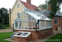 green houses and cold frames
