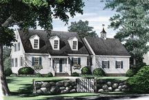Cottage in the Country / Building plans and unique ideas to incorporate in a country cottage home