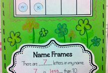 Math- Ten Frames