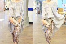 Indonesian attires