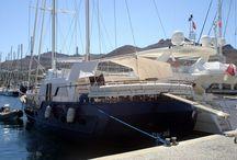 TRUE BLU 23,90M Ketch Rigged Sailing Yacht / Ketch Rigged Sailing Yacht By Agantur Shipyard - Ozkalay Group