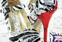 Torn Paper ARt