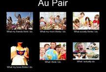 Au pair life / Happy Au pair makes happy kids!
