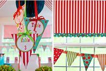 iKidmin:Carnival Decor / Carnival Themed Sunday School Rooms!