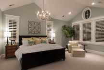 Master bedroom/bathroom