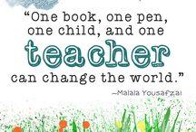 inspirational teaching words