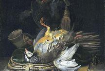 Willem van Aelst (1625 - 1683) / Dutch Art.
